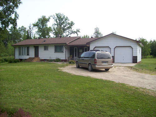 rural home listing bagley minnesota rural home for sale 30x40 shop floor heat fenced